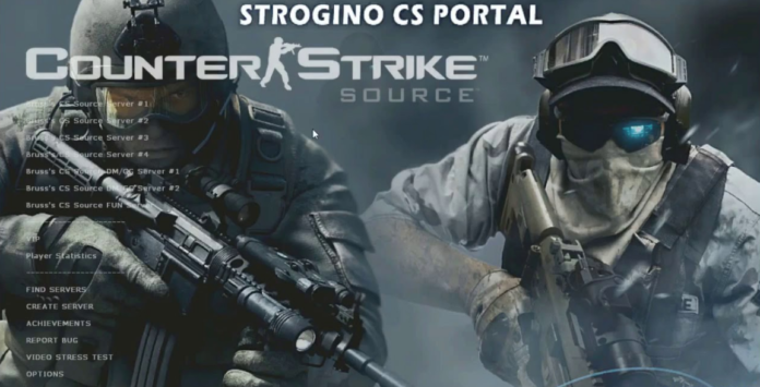 Counterstrike Source PC Version Game Free Download