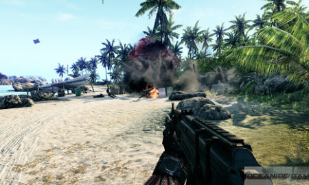 Crysis 1 Full PC Game Latest Version Free Download
