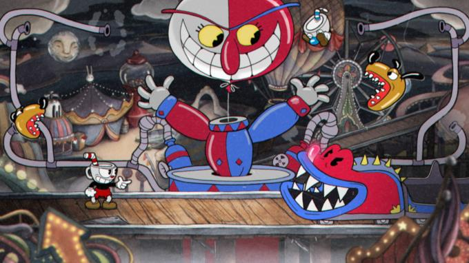 Cuphead Apk Android Full Mobile Version Free Download