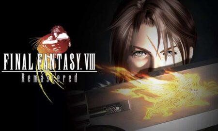 Final Fantasy VIII PC Version Game Free Download