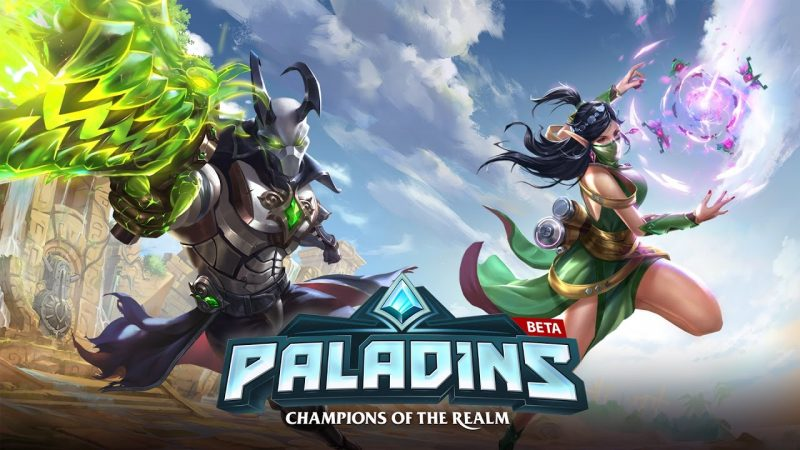 The Paladins Game iOS Latest Version Free Download
