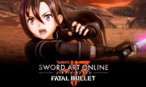Sword Art Online: Fatal Bullet PC Game Free Download