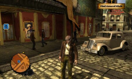 The Saboteur PC Game Latest Version Free Download