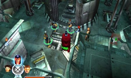 The X-Men Legends 1 PC Version Full Game Free Download