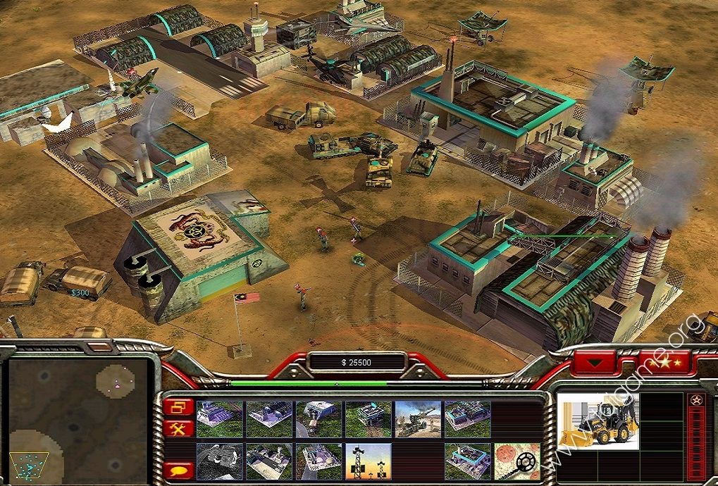 Command And Conquer Generals Full Mobile Game Free Download
