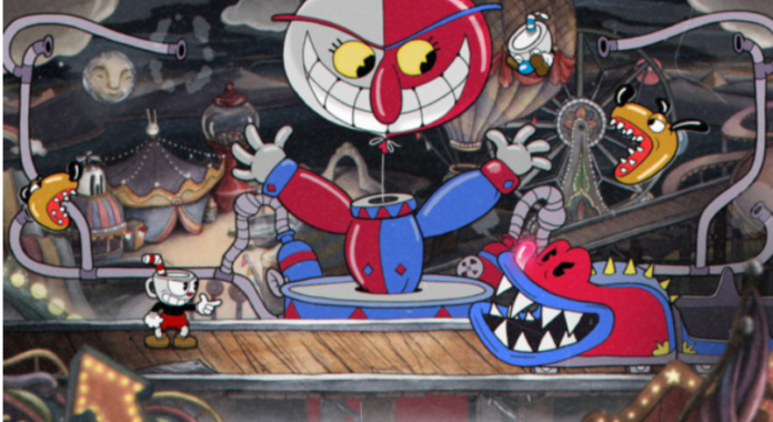 Cuphead Gog Game iOS Latest Version Free Download