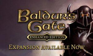 Baldur's Gate: Enhanced Edition PC Game Free Download
