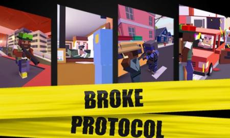 Broke Protocol Online City Life Sandbox Full Mobile Game Free Download