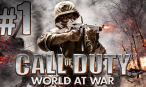 Call Of Duty World Of War PC Game Free Download