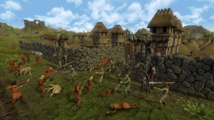 Dawn Of Man PC Latest Version Game Free Download