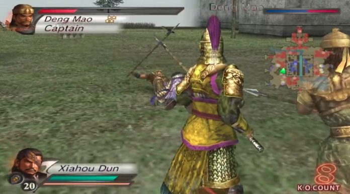 Dynasty Warriors 4 Full Mobile Game Free Download