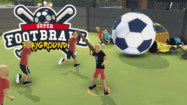 Footbrawl Playground iOS/APK Full Version Free Download