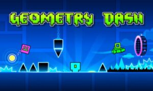 Geometry Dash PC Version Full Game Free Download