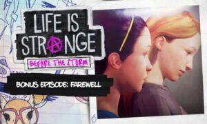Life is Strange: Before the Storm Farewell PC Game Free Download