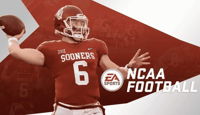 NCAA Football PC Version Full Game Free Download
