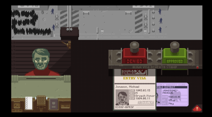 Papers Please Game iOS Latest Version Free Download