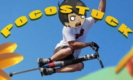 Pogostuck: Rage With Your Friends iOS/APK Full Version Free Download