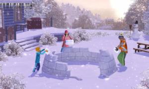 Sims 3 Seasons PC Version Game Free Download