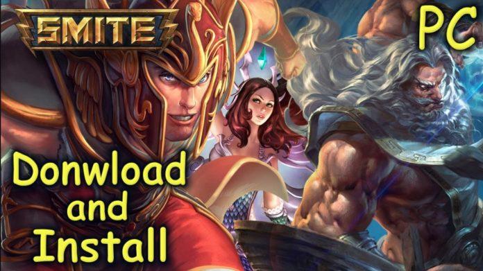 Smite Apk iOS/APK Version Full Game Free Download