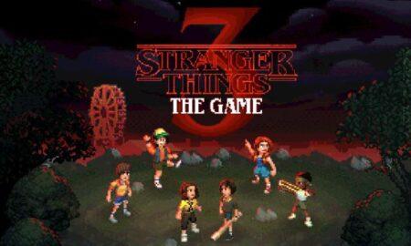 Stranger Things 3: The Game iOS/APK Full Version Free Download