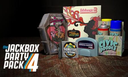 The Jackbox Party Pack 4 PC Version Game Free Download