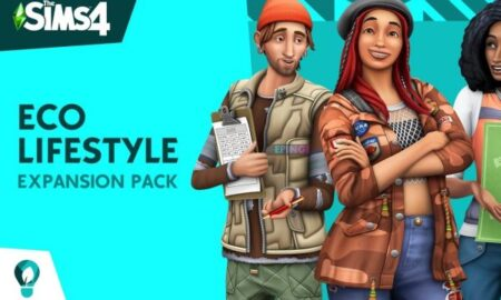 The Sims 4 Eco Lifestyle PC Game Free Download