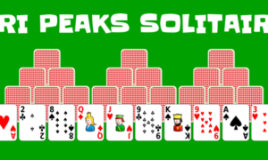 Tri Peaks Solitaire PC Version Full Game Free Download