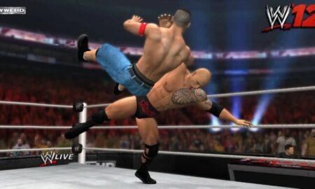 WWE 2k12 Apk iOS/APK Version Full Game Free Download