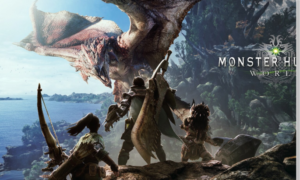 Monster Hunter World iOS/APK Full Version Free Download
