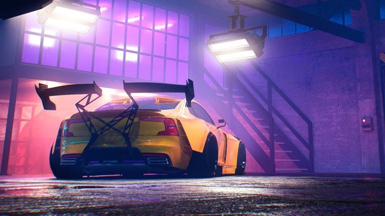 Need for Speed Heat Full Mobile Game Free Download