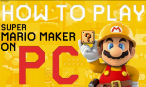 Super Mario Maker PC Version Full Game Free Download