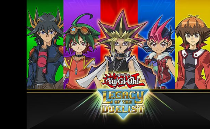 Yugioh Legacy Of The Duelist Full Mobile Game Free Download