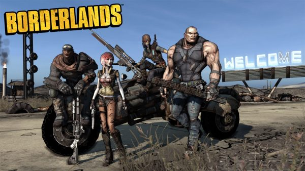 The Borderlands PC Latest Version Game Free Download