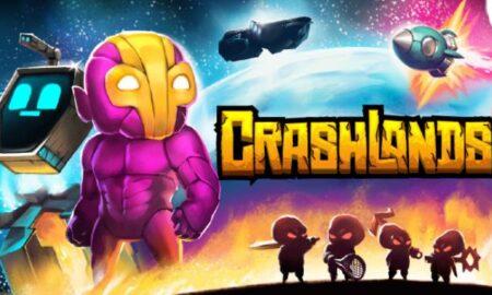 The Crashlands PC Version Game Free Download