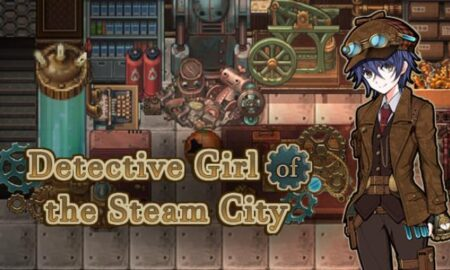 Detective Girl of the Steam City Latest Version Free Download