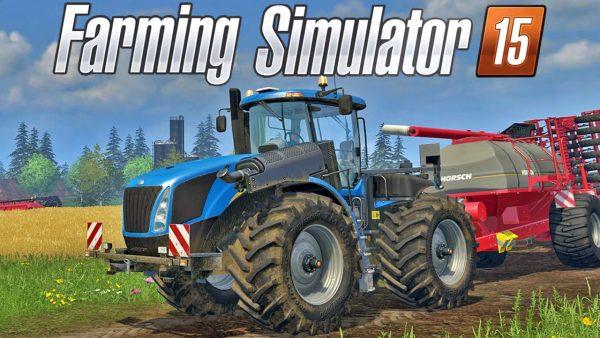 Farming Simulator 15 Full Mobile Game Free Download