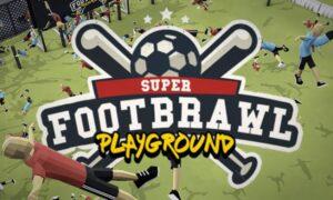 Footbrawl Playground Full Mobile Game Free Download