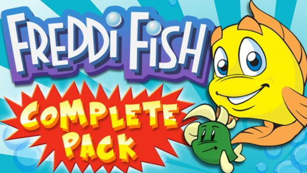 Freddi Fish Complete Pack PC Game Free Download