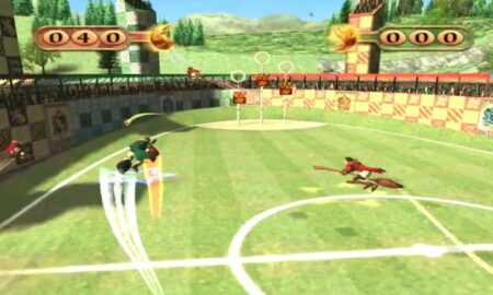 Harry Potter Quidditch World Cup PC Version Game Free Download