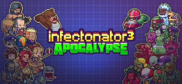 Infectonator 3: Apocalypse Full Mobile Game Free Download