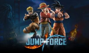 Jump Force Game iOS Latest Version Free Download