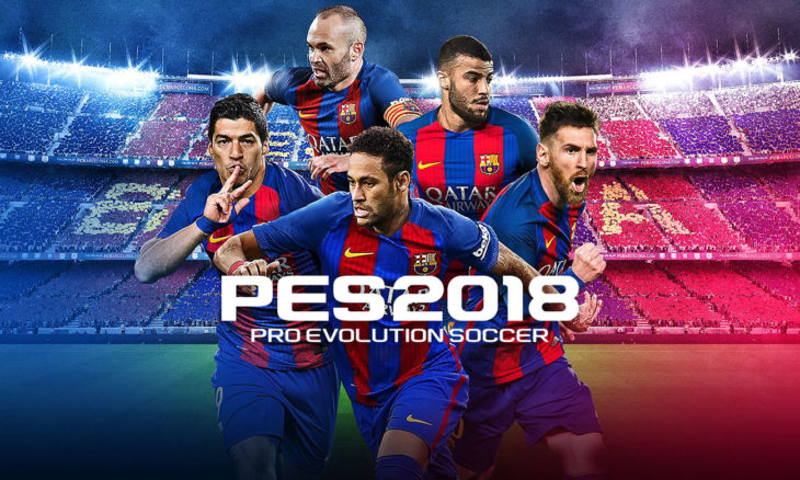 Pro Evolution Soccer / PES 2018 PC Game Free Download