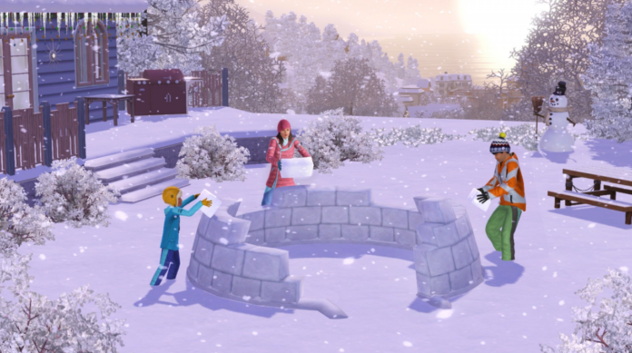 Sims 3 Seasons Game iOS Latest Version Free Download