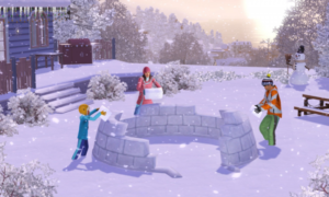 Sims 3 Seasons PC Latest Version Game Free Download
