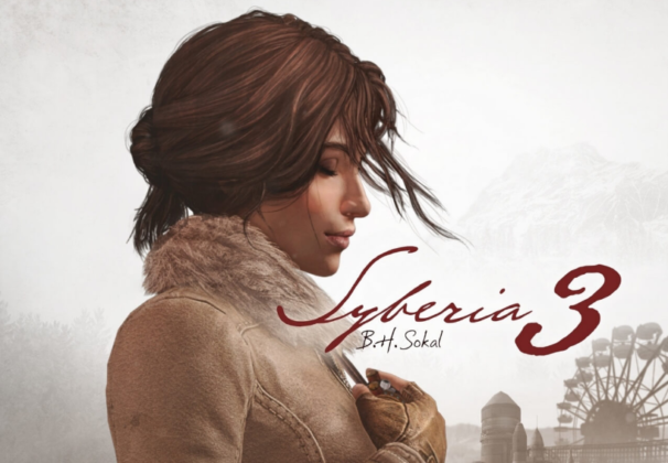 The Syberia 3 PC Latest Version Game Free Download