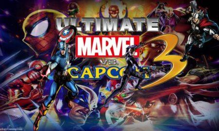 Ultimate Marvel vs. Capcom 3 PC Game Free Download