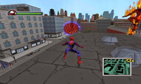 Ultimate Spiderman Latest Version Free Download