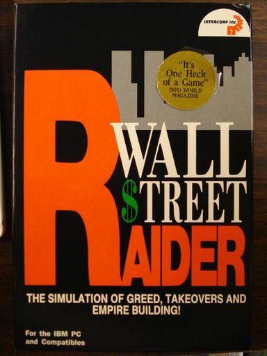 Wall Street Raider PC Version Full Game Free Download