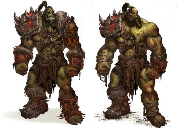 Warcraft Orcs PC Latest Version Game Free Download