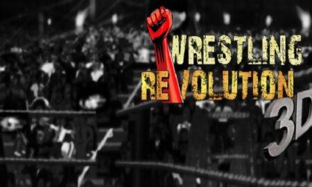 Wrestling Revolution 3D PC Version Game Free Download